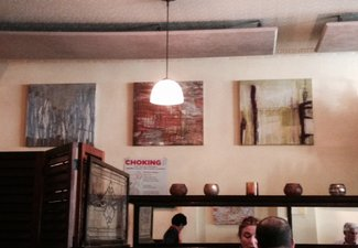 Paintings- Cafe Joul