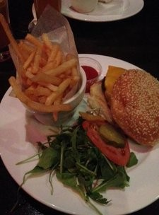 Tammany burger